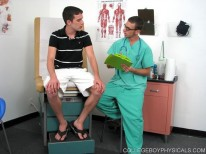 Kevins Oral Exam from College Boy Physicals