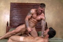 Bo And Ludovic Fuck from Cocksure Men