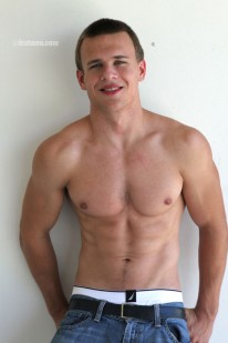 Fratmen Hunk Vincent from Frat Men