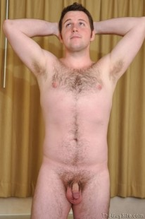 Hairy Hunk Jim from The Guy Site