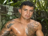 Cuban Boxer Oscar from Island Studs