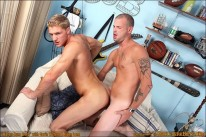 Gavin And Aiden Fuck from Circle Jerk Boys