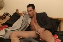 Marcello Stroking from With Marcello