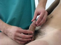 Rexs Anal Exam from College Boy Physicals