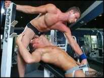Gavin And Rusty Fuck from Hot Jocks Nice Cocks