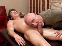 Vance Crawford Massaged from Jake Cruise