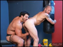 Brenn And Vince Fuck from Hot Jocks Nice Cocks