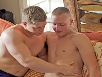 Kaden And Austin Fuck from Active Duty