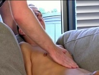 Stroking Tyler Martin from Boynapped