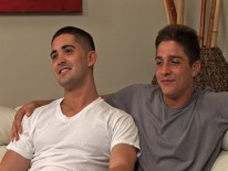 Julio And Calvin from Sean Cody