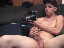 Tygger And Chain from Straight Boys Fucking
