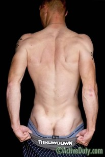 Amateur Hunk Jc from Active Duty