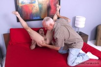 Servicing Samuel Otoole from Jake Cruise
