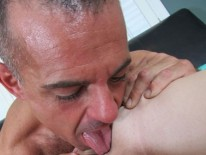 Mature Hunk Leo Paige from Gay Creeps