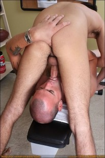 Aiden And Parker Fuck from Circle Jerk Boys