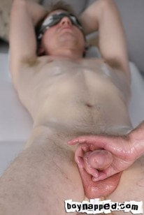 Stroking Sam Slade from Boynapped