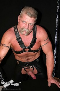 Daddy Ric from Bear Films