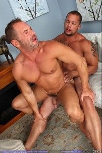 Matthew And Doug from Men Over 30