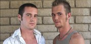 Jake And Aiden from Broke College Boys