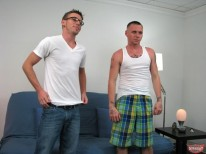 Jesse And David from Broke Straight Boys