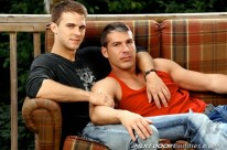 Garbiel And Dominic from Next Door Buddies
