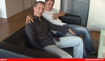 Thierry And Mikhail Fuck from Bel Ami Online