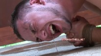 Str8 Captive Nicholas from Straight Hell