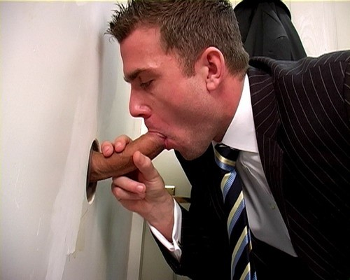 Men At Play Executive Glory Hole