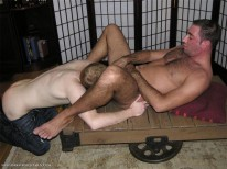 Service For Brock from New York Straight Men