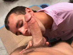 Mechanic Shop Cock from Out In Public