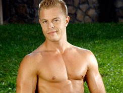 Blond Hunk Matthew from Next Door Male