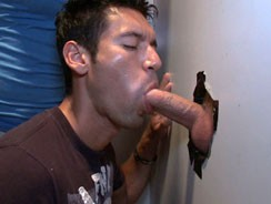 Anonymous Cock Sucker from Unglory Hole