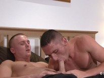 Billy And Rj Fuck from Blake Mason