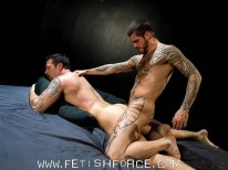 Vinnie Fucks Logan from Fetish Force