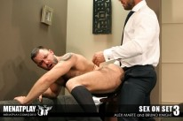 Sex On Set 3 from Men At Play