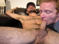 Blowing Beau from New York Straight Men