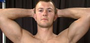 Amateur Hunk Andriy from First Auditions