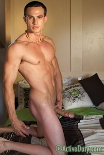 Amateur Hunk Colt from Active Duty