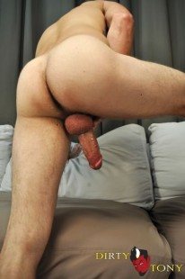 Stroking Ryder from Dirty Tony