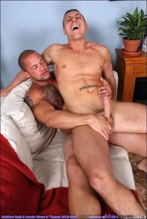 Matthew And Roman from Men Over 30