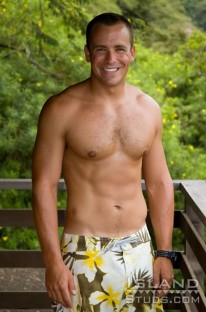 Hunky Hank from Island Studs