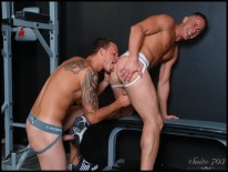Brad And Cliff Fuck from Hot Jocks Nice Cocks