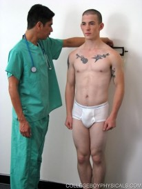 Micks Physical Exam from College Boy Physicals