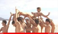 Bareback Orgy Prt1 from Bel Ami Online