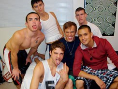 Dorm Room Fun from Dick Dorm