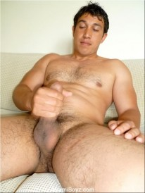 Latin Hunk Alberto from Miami Boyz