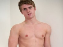 Muscular Stud Dan from English Lads
