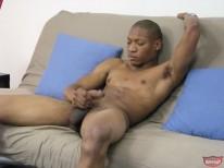 Jamal Jerks Off from Broke Straight Boys