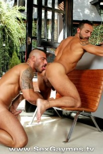 Pedro And Nico Fuck from Sex Gaymes
