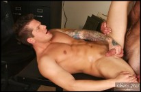 Berke Fucks Parker from Men Hard At Work